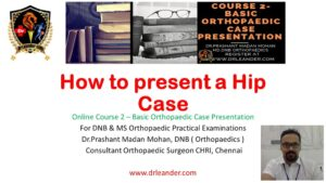 how to present a hip case